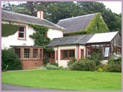 Auchencheyne Holiday Cottage let, Glencairn Valley, South West Scotland